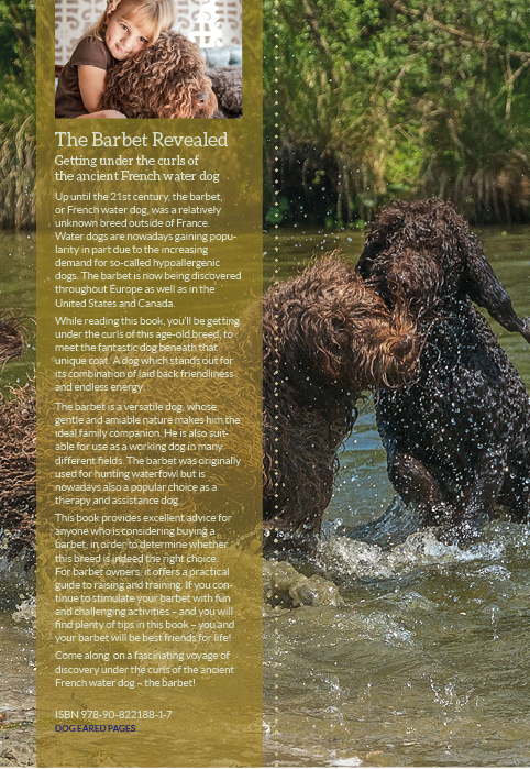 The Barbet Revealed, back cover
